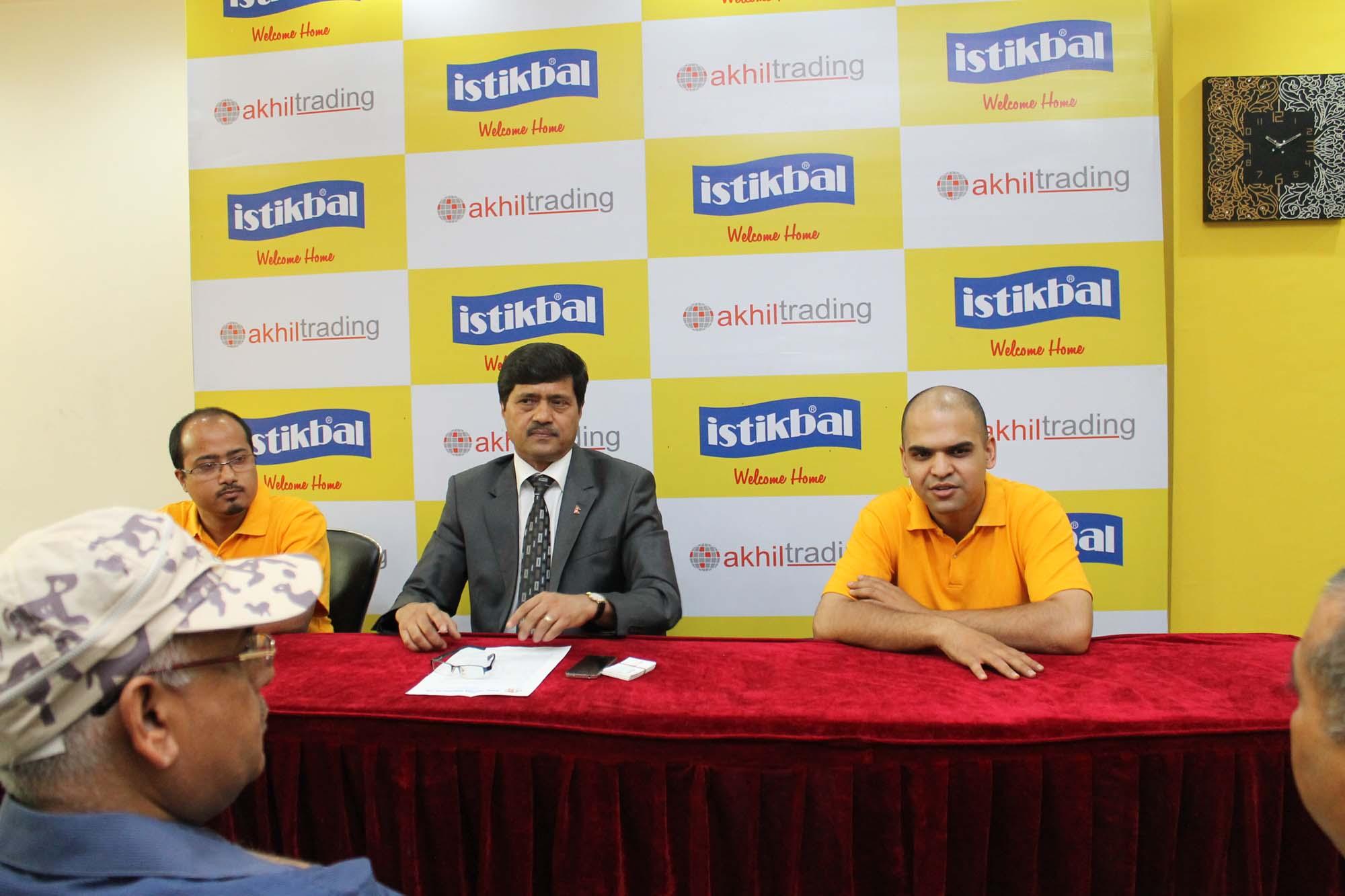 Istikbal Press Meet